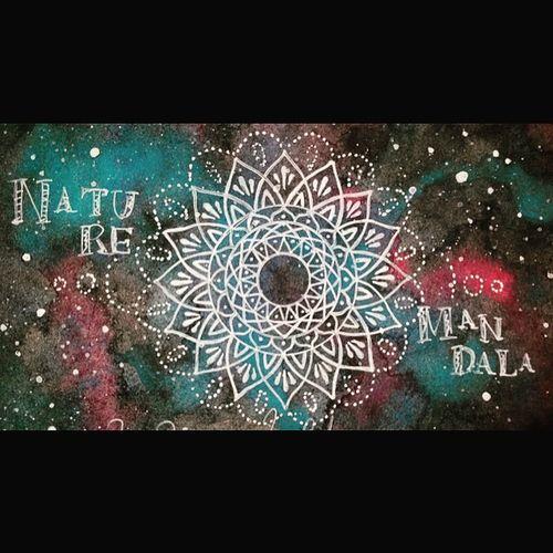 YohkoAmaterraArt Nature Drawing Earth My Art Work Art Mandalas Mandala マンダラ 曼荼羅