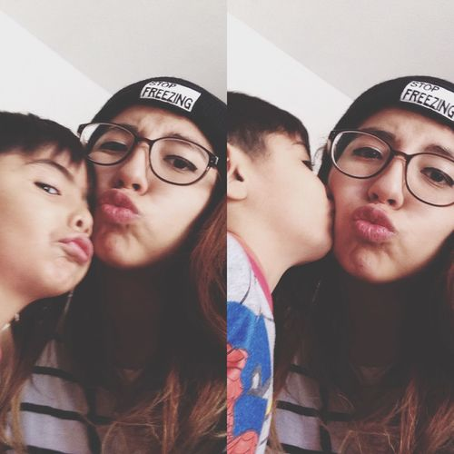 Kisses Baby Family
