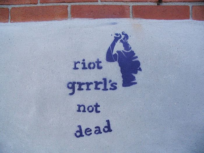 Riotgrrrl Notdead Taking Photos Check This Out Seattle Women
