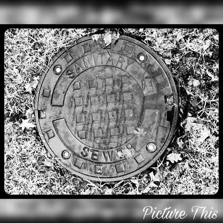 Sewer Plate