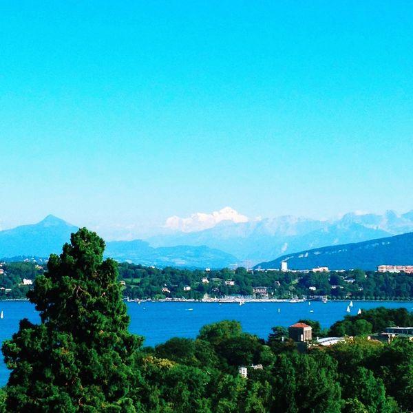 View Lac Léman Geneva