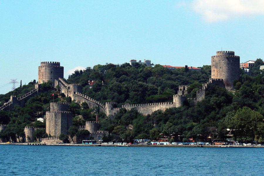 Fetih Istanbul Rumeli Hisari Castle Rumeli Hisarı Boshphorus Boğaziçi Rumeli Hisarüstü
