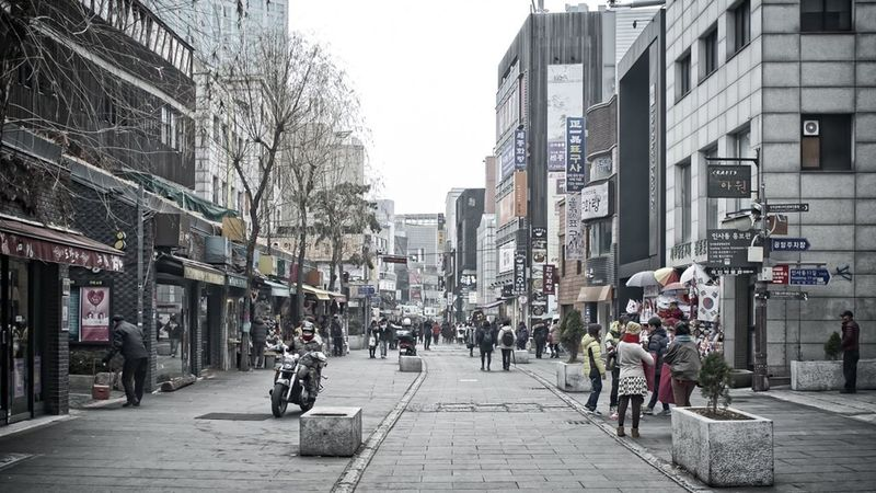 Insadong Urban Photography Seoul Korea Urbanphotography Photography Photo Urban Streetphotography Street Photography