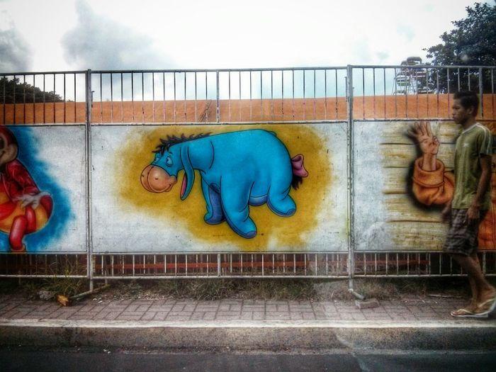 Eeyor Graffiti