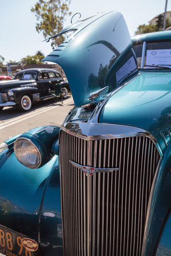 Laguna Beach, CA, USA - October 2, 2016: Teal 1937 Chevrolet Master Deluxe owned by Dwayne Mears and displayed at the Rotary Club of Laguna Beach 2016 Classic Car Show. Editorial use. 1937 Car Car Show Chevrolet Chevrolet Master Deluxe Classic Classic Car Show Collector's Car Day Laguna Beach Land Vehicle Master Deluxe Mode Of Transport No People Old-fashioned Outdoors Transportation Vintage