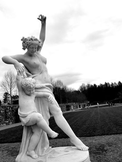 Black And White Art Black And White Art Editorial  Outdoors Statue Sculpture Female Likeness
