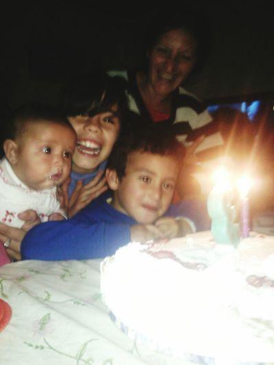 Happy Birthday! 4 años mi hermanito Xavier ♥ First Eyeem Photo
