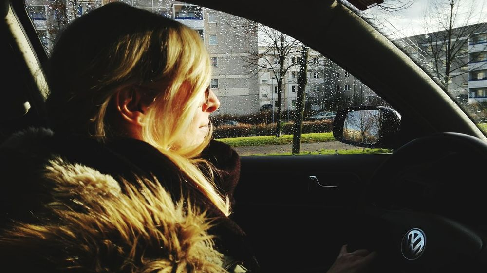 In A Car Driving Around Drivingshots Love My Family ❤ I Love My Sister ♡♥ Sunshine Taking Photos My Sister ❤ Driving :) How's The Weather Today? The Places I've Been Today Autumn 2015 Waterdrops Through The Window Dezember 2015 VW