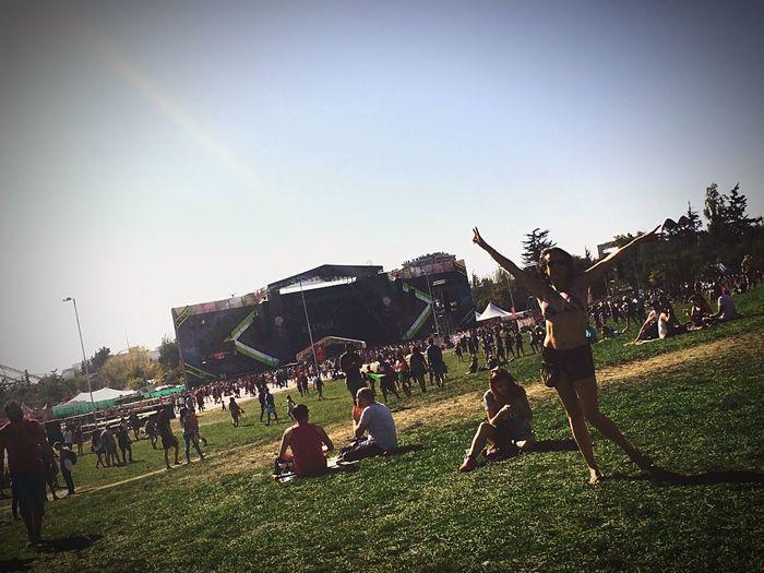 Lollapalooza Stgo 2015