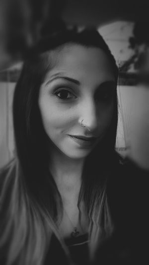 Tuesday selfie Selfie ✌ EyeEm EyeEm Gallery Blackandwhite Photography Blackandwhite Photography Portrait Young Women Young Adult Headshot Real People One Person Looking At Camera Front View Lifestyles Long Hair Beautiful Woman Close-up Hair Indoors  Beauty Adult Human Face Hairstyle Women Leisure Activity