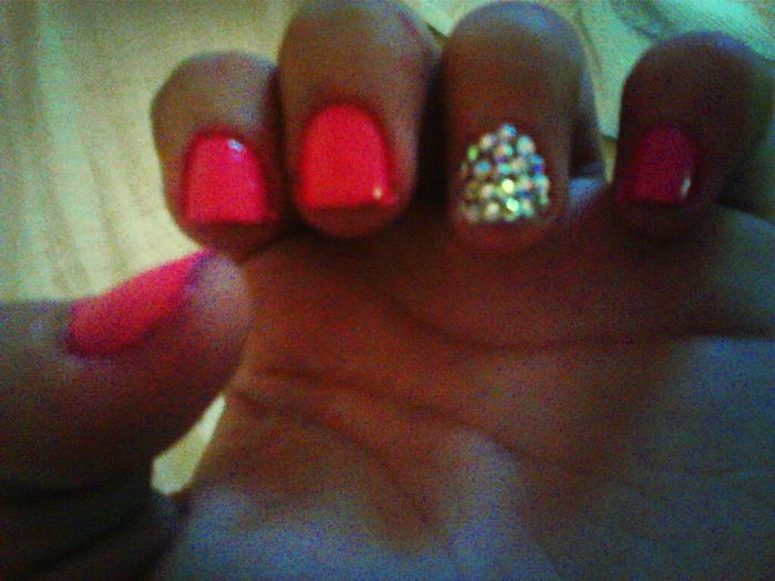 My nails :]