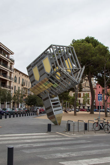 Architecture Art Upside Down