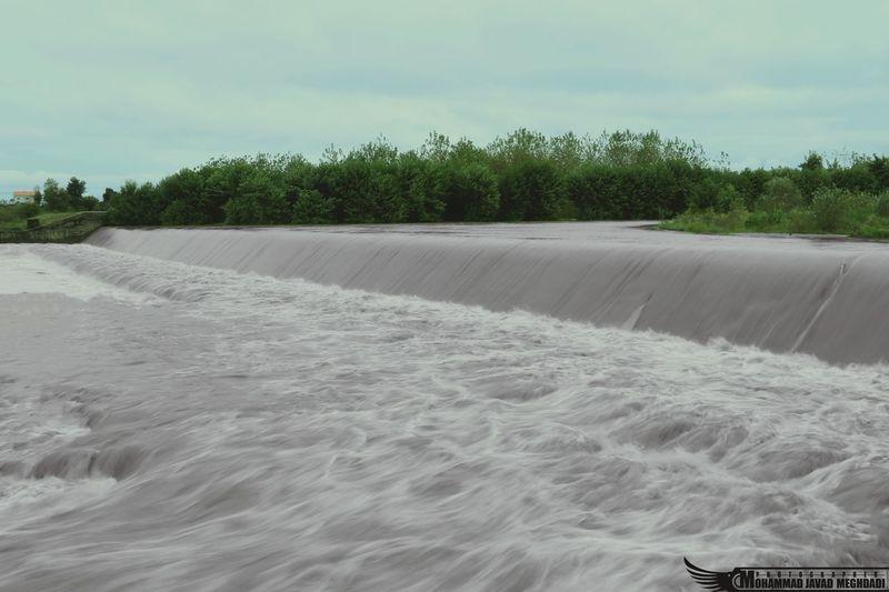 Long Exposure Iran Rasht Sade Pasikhan Gilan River Manzare Mjavad73