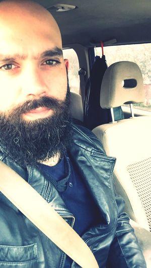 Beard Car Car Interior Mode Of Transport Transportation Seat Belt Driving People Close-up Self Portrait Selfie ✌ Adults Only Guitarist EyeEm Best Shots Eyemphotography Enjoying The Sun That's Me Musician