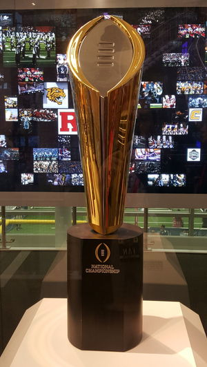 College Football National Championship College Football Hall Of Fame