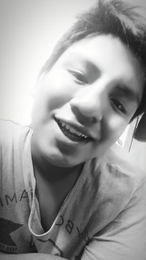 Sonrisa colgate :D