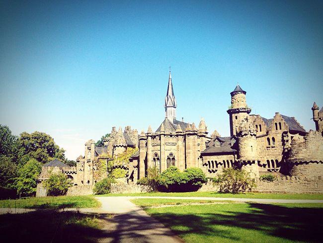 Castle Historical Building Romantic Landscape