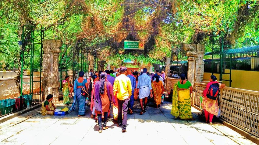 Men Real People Day Large Group Of People Tree Outdoors Only Men People Adult Adults Only Tirupati Balaji The Great Outdoors - 2017 EyeEm Awards The Photojournalist - 2017 EyeEm Awards