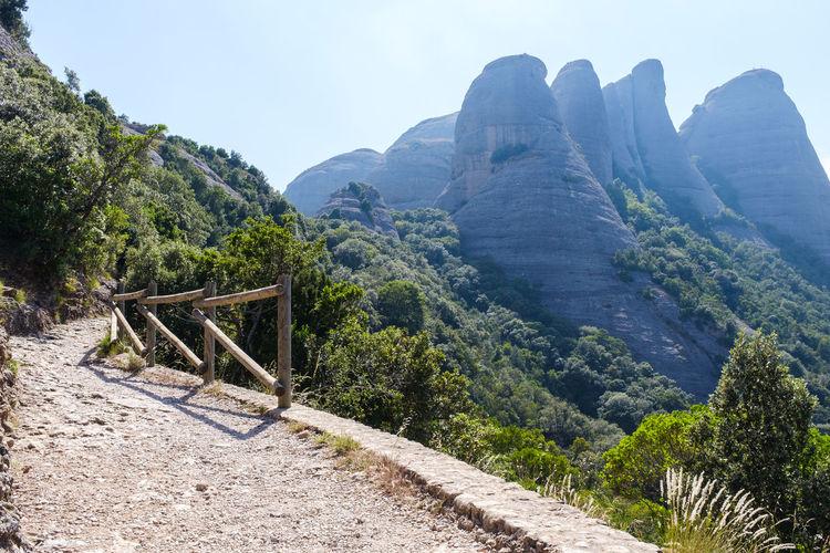 Montserrat, a