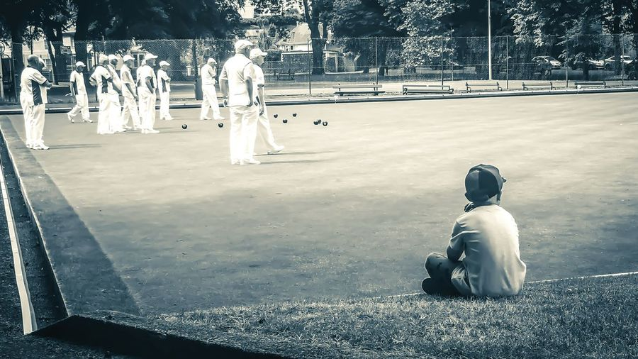 Pétanque Balls Summer Sport Live To Learn Boy England Live For The Story