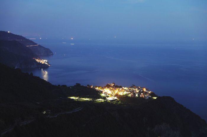 Cinque Terre Manarola Corniglia Italy Bella Italia Dolcevita  Travel Night Photography