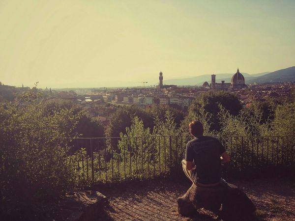 Mete 🔭 The Moment - 2015 EyeEm Awards The Traveler - 2015 EyeEm Awards The Street Photographer - 2015 EyeEm Awards Firenze Florence Landscape Duomo Arno  Santamariadelfiore Pontevecchio