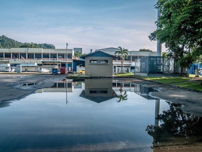 Johor Bahru SERI ALAM MASAI JOHOR Day No People Outdoors Reflection Sahadatsenzaki Water