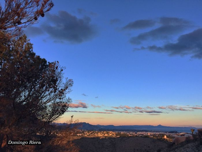 Mobile Photography Landscape_Collection Costablanca Mediterranean  Amazing View Good Atmosphere