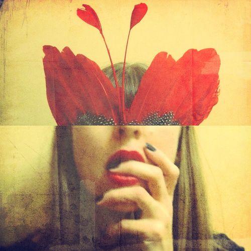 at my imagination