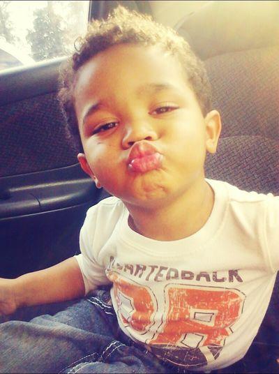 For the hoes my nigga! #BabyBro #BabyKsses <3