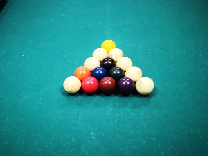 Balls EyeEm Selects Pool Ball Pool Table Pool - Cue Sport Multi Colored Snooker Yellow Party - Social Event Variation Close-up Snooker Ball Cue Ball Felt Snooker And Pool Pool Hall