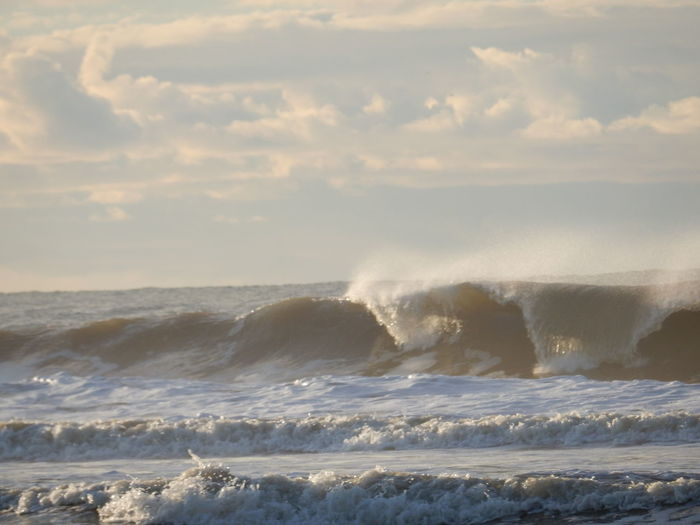 Sea Wave Beauty In Nature Water Outdoors Nature Travel Destinations Day No People Beach Power In Nature Texel