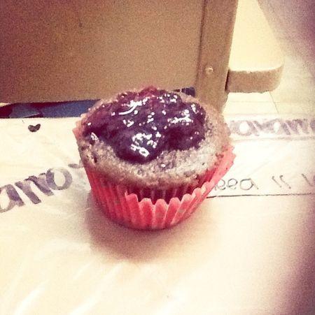 muffin Muffin Mermelada De Frutos Rojos..... Lo Hizo Mi Bebe
