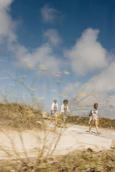 Women's march Girls women around the world Women Clouds And Sky Aesthetics EyeEm Selects Sand Sky Nature Sand Dune Beach Outdoors Cloud - Sky Real People Vacations Desert Day People Beauty In Nature Press For Progress