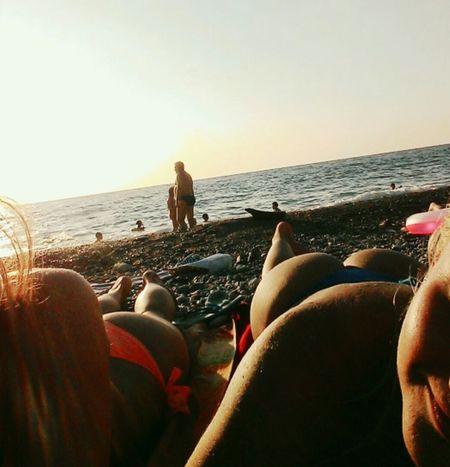 Hello World That's Me Relaxing Russia Cute Summer Hello Summer!  Have A Nice Day♥ Bodybulding Sun Russian Girl Sunbathe Girlwithmuscle Girlswithpiercings Body & Fitness Abhaziya  Gagra