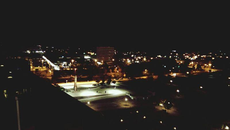 Kiel Bucht Nachtfotografie
