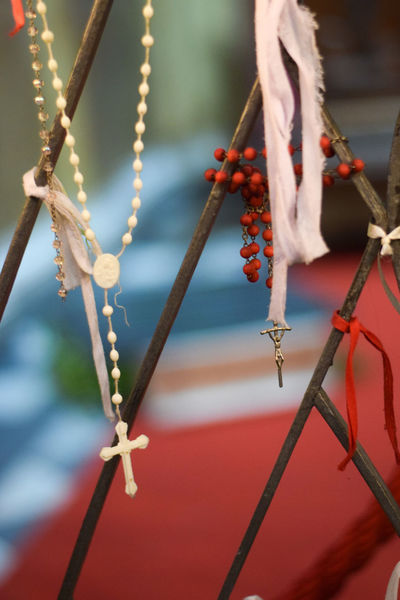 © www.rodiphotography.com Serenity Emotions Feeling Thankful Emotional Photography No People Red Christian Christianity Religion Religious  Religion And Beliefs Spirituality Spiritual Cross Hanging Cathedral