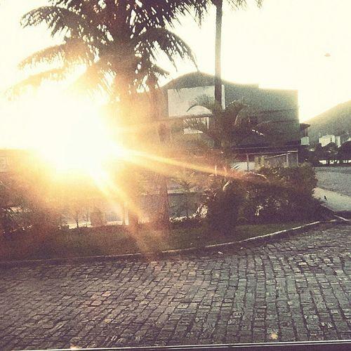 O amanhecer Summer ☀