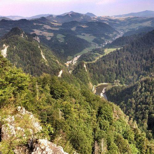 Poland Mountains Pieniny