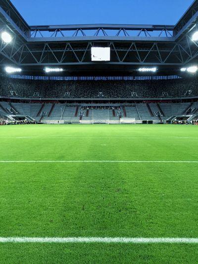 Soccer Esprit Arena Arena Düsseldorf Grass Football Fever