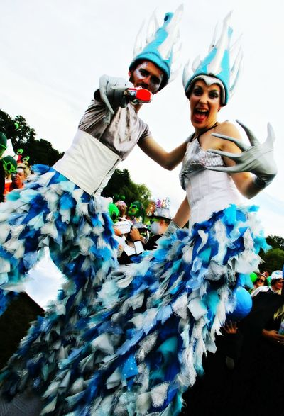 Shambala Festival Parade. Visual delights! Taking Photos Check This Out Enjoying Life Festival Festive Season Performers Circus Shades Of Blue