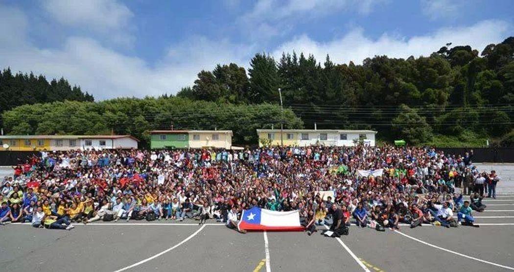 1° congreso nacional de jovenes catolicos-chile Summer ☀ Concepción Encuentro Catolico
