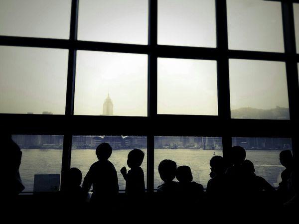 Visiting Museum Blackandwhite Children DailyLifeOfStrangers The Human Condition