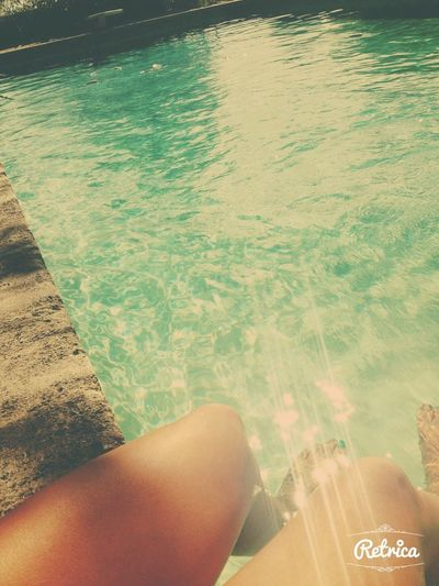 Piscine Beautiful Water Sun