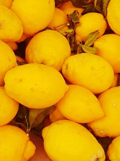 Limoni Siciliani Samsung Galaxy Note 8 Fruit Yellow Backgrounds Close-up Food And Drink