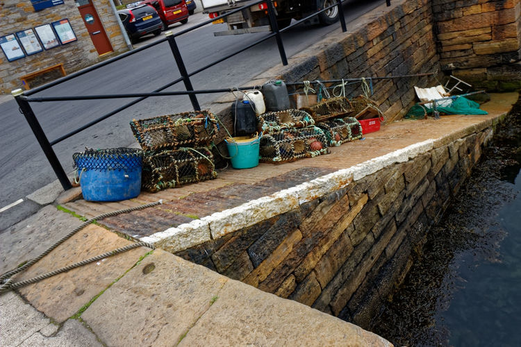 Stromness Harbour, Orkney Island, Scotland Cruise Ship Ferry Harbour Inter Island Ferries Architecture Art Gallery Boat Ramp Environmental Issues House Island Life Ring North Sea Port Post Office Red Tin Tourism Town Travel Destinations Water Wood - Material