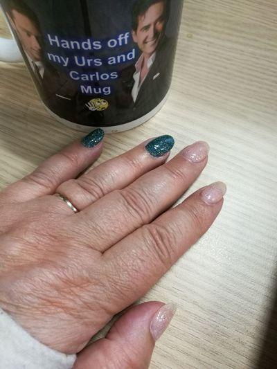Just saying... get your own mug Nail Art Arts Culture And Entertainment Il Divo
