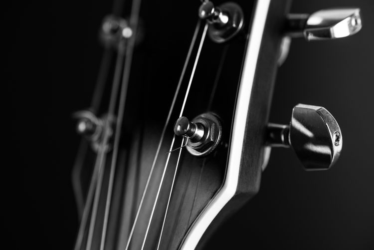 I think because I play my electric so much more often, I overlook my acoustic although it's awesome. Anyone have any suggestions for good acoustic songs to learn? || Creativity EyeEm Best Shots Shallow Depth Of Field Acoustic Guitar Arts Culture And Entertainment Black Background Blackandwhite Classical Music Close-up Day Guitar Headstock Indoors  Light And Shadow Macro Music Musical Instrument Musical Instrument String No People Selective Focus String Instrument Studio Shot Tuning Pegs