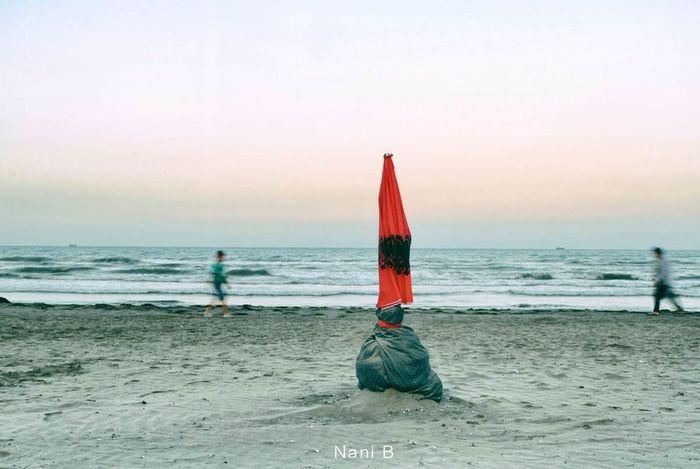 Deaf morning. Odetomycity Colors Landscape Seaside