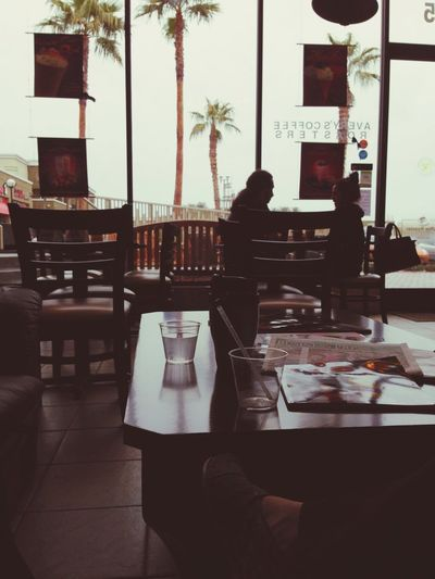 Beautiful rainy day. Rain Rainy Days Cafe Lunch Have A Nice Day♥ Lovely Relaxing